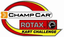 Visit the official website   of the Champ Car Rotax Kart Series