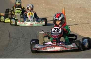 Photos Rotax Junior Race