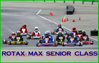 Rotax Max Senior Photos from the LAKC CalSpeed Fontana, California in April 2006