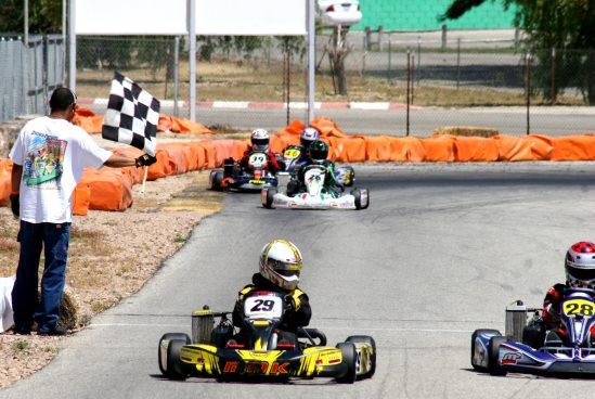 WSKC - Willow Springs Kart Club Race, California
